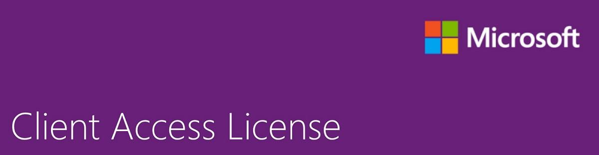 Лицензия клиентского доступа CAL