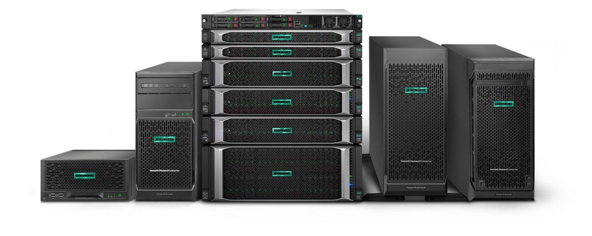 Серверы HPE ProLiant