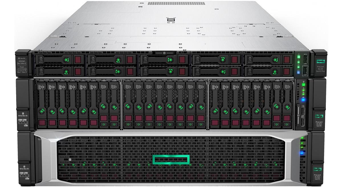 Серверы HPE ProLiant DL